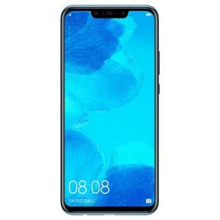 Huawei Nova 3 bleu ciel f