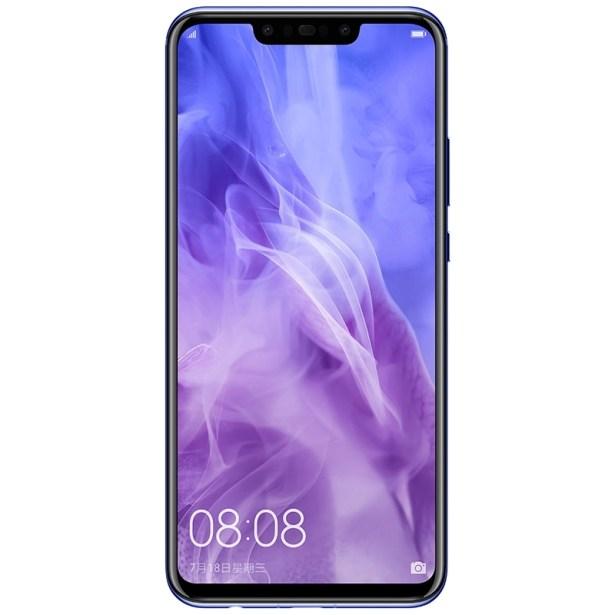 Huawei Nova 3 bleu f