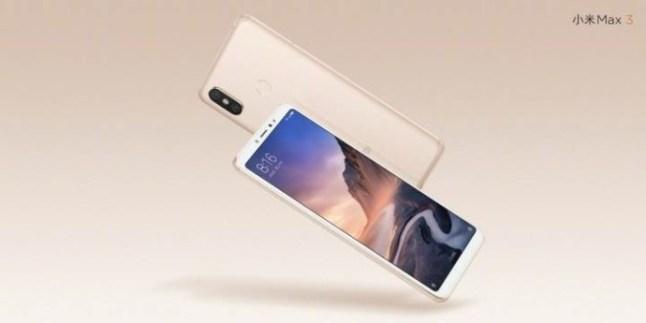 Xiaomi Mi Max 3 tb