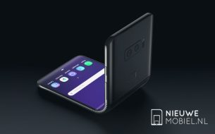 Samsung Galaxy F X pliable foldable phone designer concept (3)
