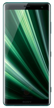 Sony-Xperia-XZ3-Green_1