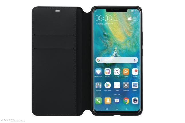 Huawei Mate 20 Pro leaks accessoires (3)
