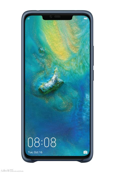 Huawei Mate 20 Pro leaks accessoires (9)