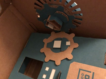 Le joujou du week end Nintendo Labo Joy-con 03 mecanique