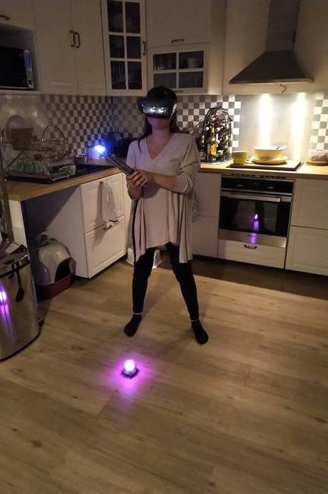 Lenovo Jedi Challenge girl 1
