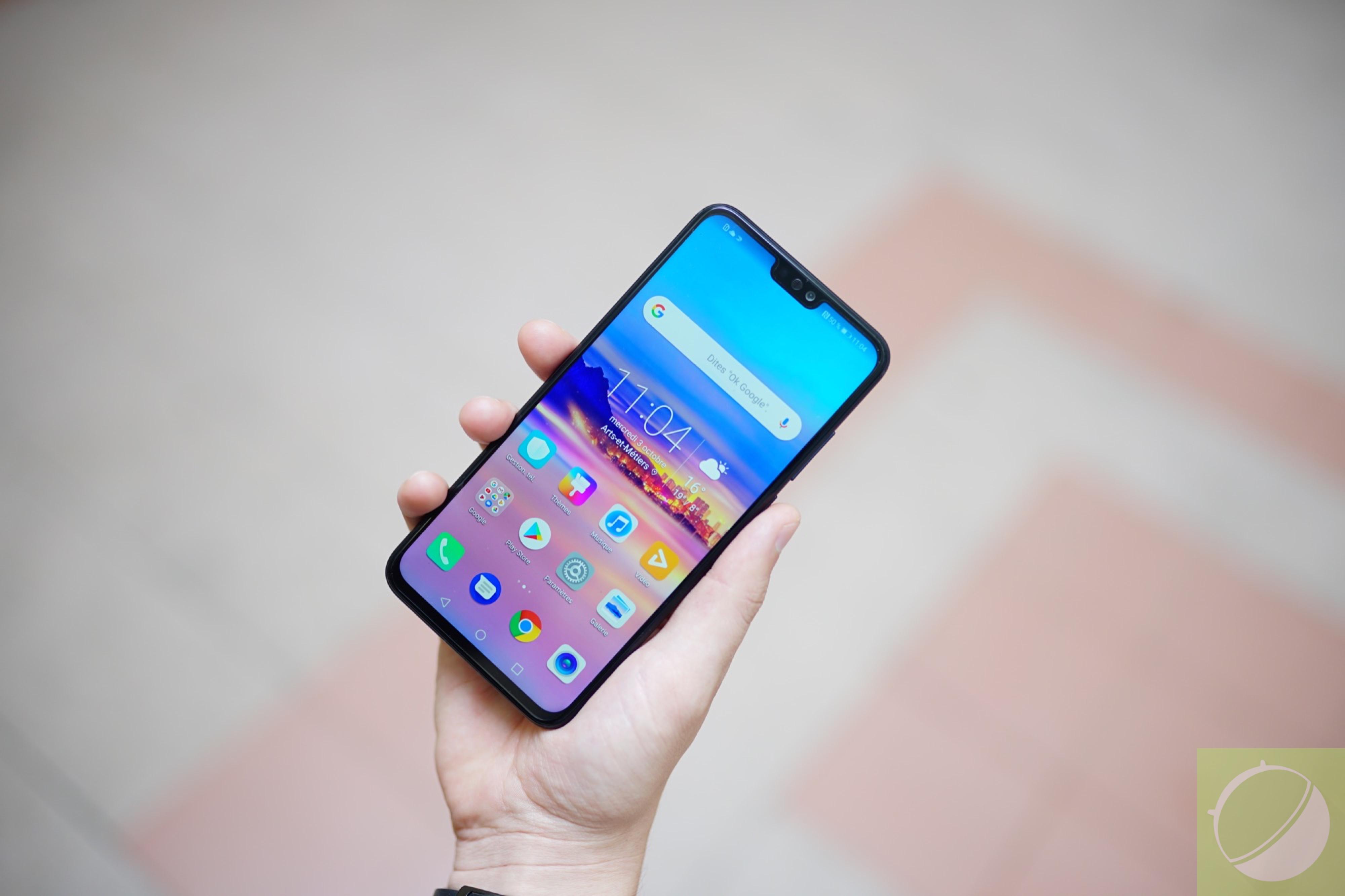 foto de Xiaomi Redmi Note 7 vs Honor 8X : lequel est le meilleur smartphone ?