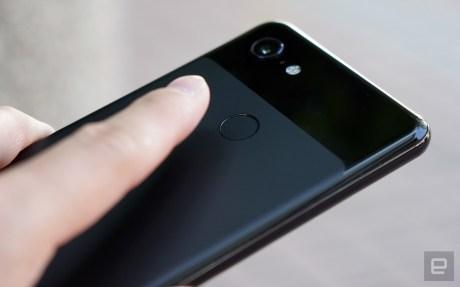 Google Pixel 3 XL Engadget 2