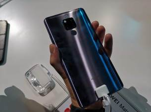 Huawei Mate 20 X dos