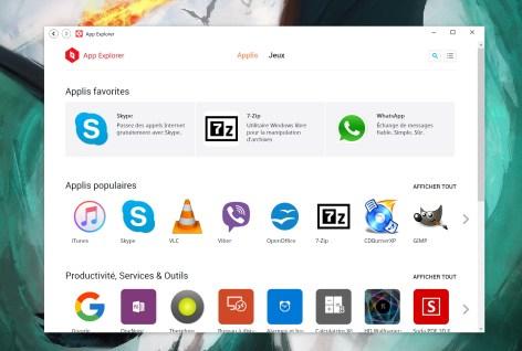 Huawei Matebook X Pro App Explorer (2)