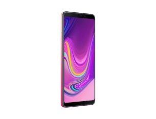 Samsung Galaxy A9 frostpink 4