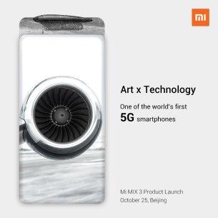 Xiaomi Mi Mix 3 teaser caractéristiques (3)