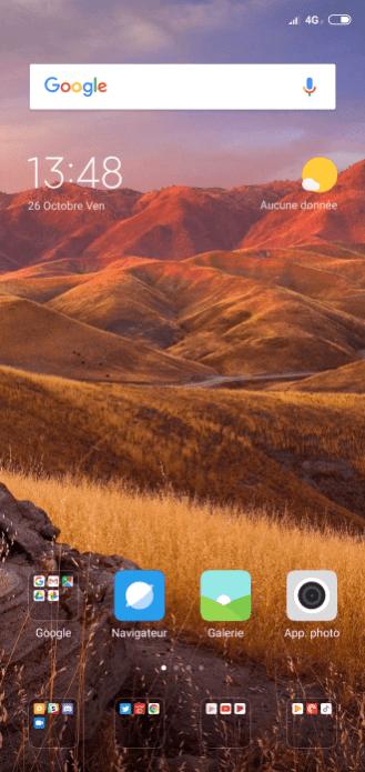 Xiaomi Redmi Note 6 Pro MIUI 9 UI screnshots (2)