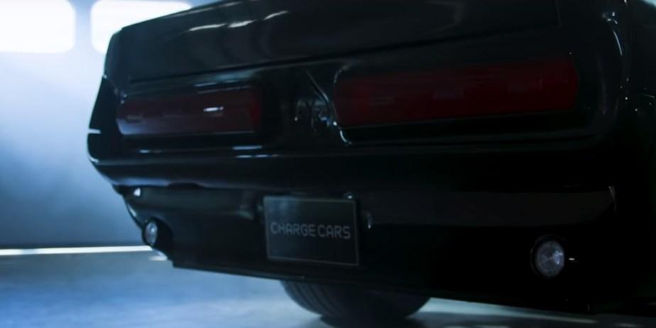 Mustang électrique 3