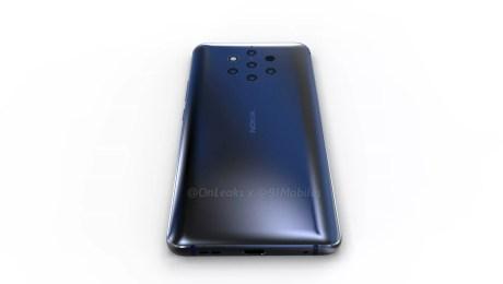 Nokia 9 onleaks