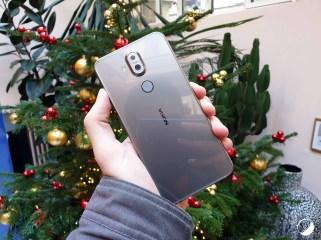 Nokia 8.1 gris
