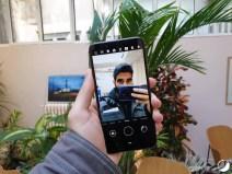 Nokia 8.1 selfie