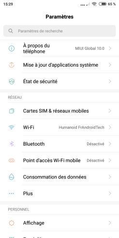 Xiaomi Redmi 6 MIUI 10 UI (5)