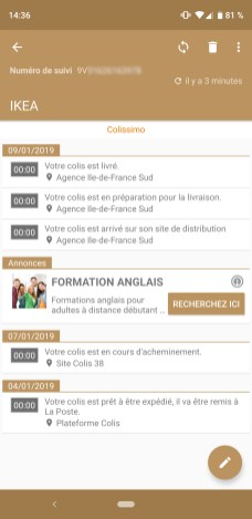 Deliveries Android janvier 2019 (6)