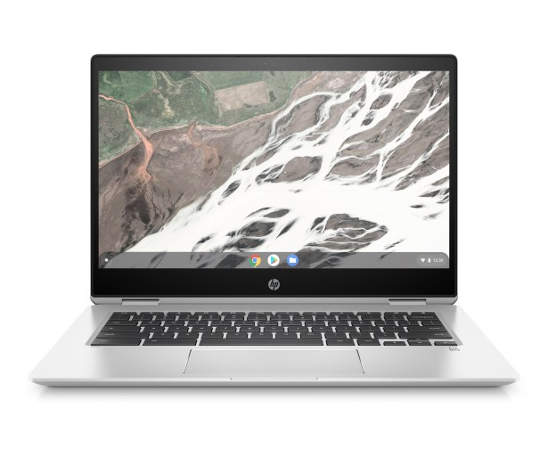 HP Chromebook x360 14 G1_Front Open