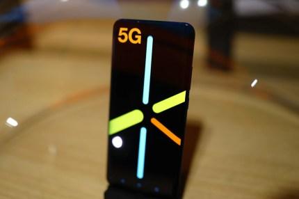 5G smartphone - - FrAndroid - DSC01012
