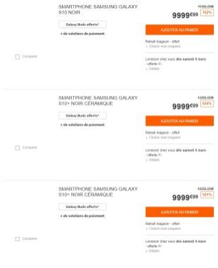 Boulanger Samsung Galaxy S10 (3)