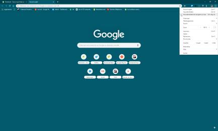 Chrome navigation privée