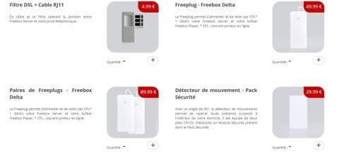 Freebox Delta boutique accessoires (2)