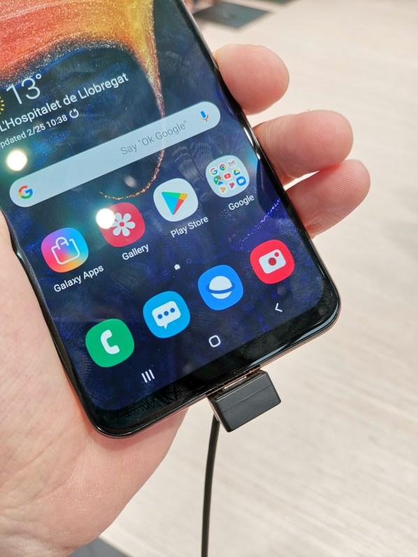 Samsung Galaxy A50 (9)