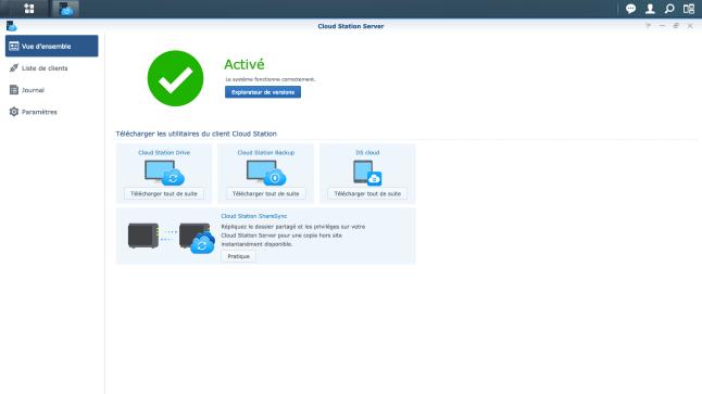13-03 Cloud Station Server