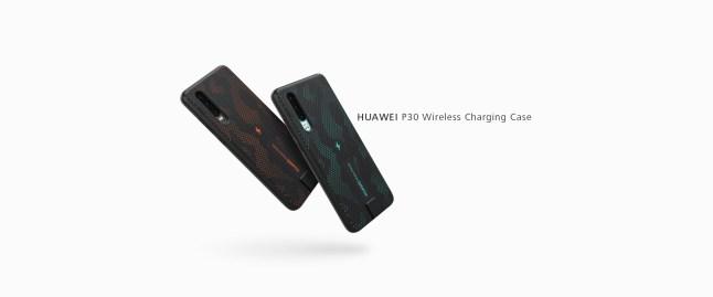 Huawei P30 charge sans fil