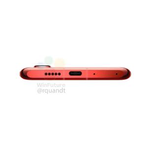 Huawei P30 Pro rouge 3
