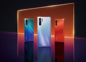Huawei P30 Pro teaser