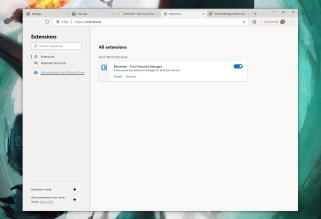 Microsoft Edge Insider 75 Chromium FrAndroid (10)