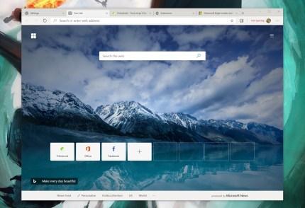 Microsoft Edge Insider 75 Chromium FrAndroid (12)