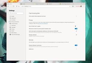 Microsoft Edge Insider 75 Chromium FrAndroid (4)