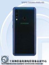 Samsung Galaxy A60 dos
