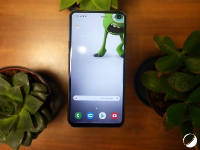 Samsung Galaxy S10e ha
