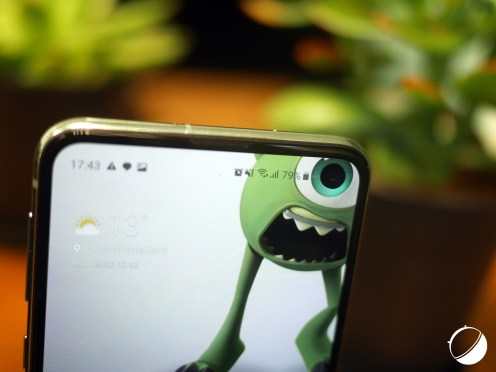 Samsung Galaxy S10e hau