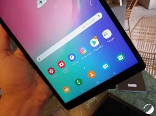 Samsung Galaxy Tab A 2019 écran