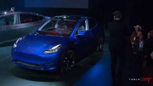 Tesla Model Y officiel