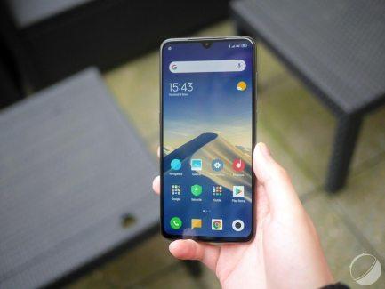 Xiaomi Mi 9, pour illustration
