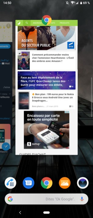 Xperia 10 UI screenshots (4)
