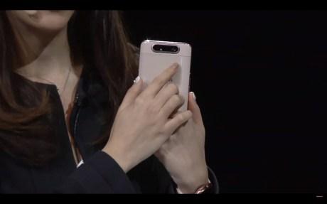 Samsung Galaxy A80 apn