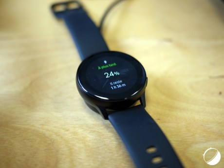 Samsung Galaxy Watch Active charge