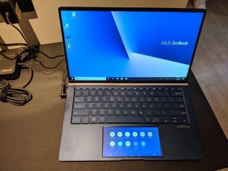 Asus Computex Zenbook 2019 ScreenPad (1)