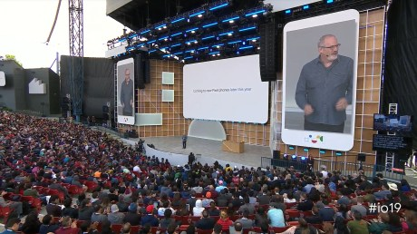 Google IO assistant dispo