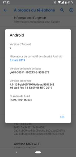 Google Pixel 3a UI screenshots (1)
