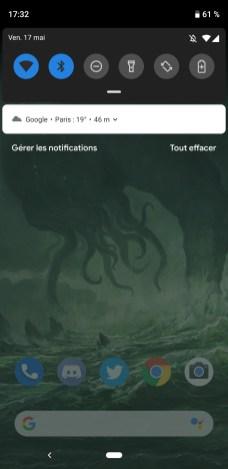 Google Pixel 3a UI screenshots (5)