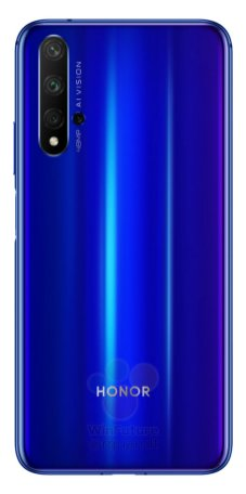 Honor 20 dos