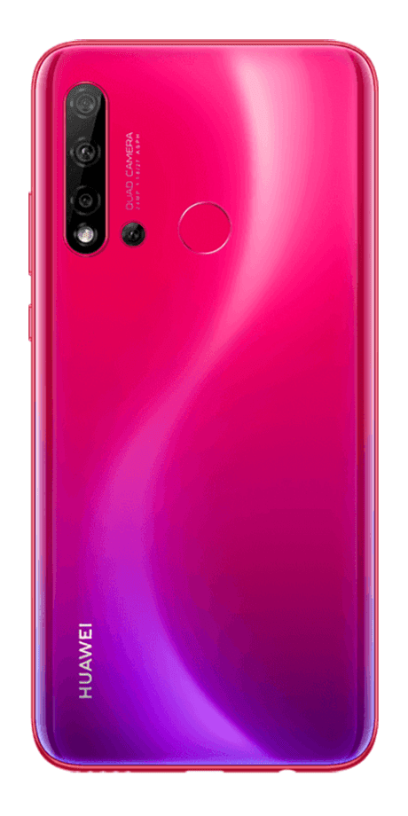 Huawei P20 Lite 2019 dos rouge